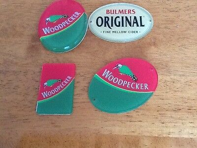 3woodpecker Oval Badges 1 Bulmers Badge