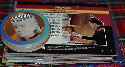 Star Trek Trading Cards & Pogs (1990s)