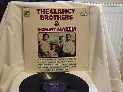 The Clancy Brothers and Tommy Makem LP