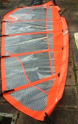 Tushingham Windsurf Sail with matching Mast and Boom