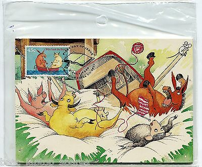 1996 Maxi Cards - Childrens Book Council