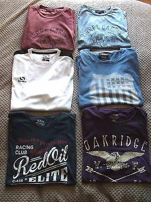 Mens Bundle Of Large T Shirts In Excellent Condition