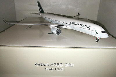 Cathay Pacific Airbus A350-900 Hogan wings 1/200