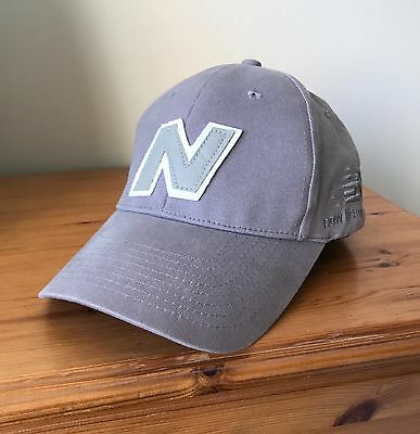 New Balance 'fitted' baseball cap used but in excellent condition.