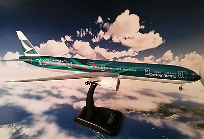 Cathay Pacific Boeing 777-300 Asia's World City Hogan wings 1/200