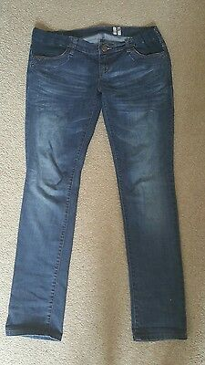 Maternity Skinny Jeans From New Look Size 10