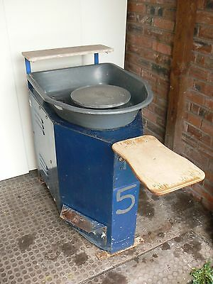 Electric Pottery Wheel / Potters Wheel - 1/2 HP