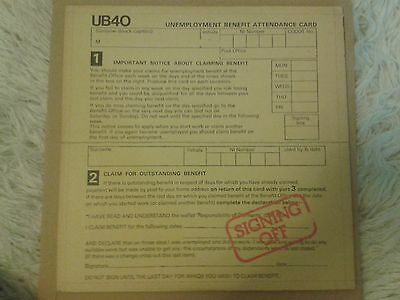 Ub40 Signing Off Vinyl Record+12Inch Excellent Condition