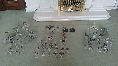 star wars x wing collection