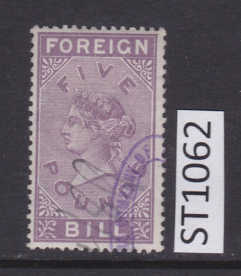 GB Revenue Fiscal Stamp - ST1062