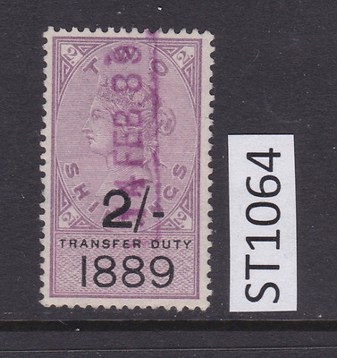 GB Revenue Fiscal Stamp - ST1064
