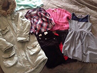 Bundle Of Girls Clothes 8-9