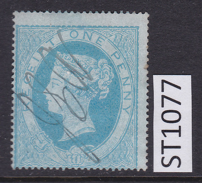 GB Revenue Fiscal Stamp - ST1077