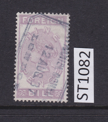 GB Revenue Fiscal Stamp - ST1082
