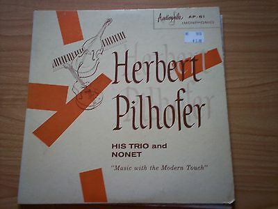 Music with the Modern Touch -  Herbert Pilhofer – his trio and nonet