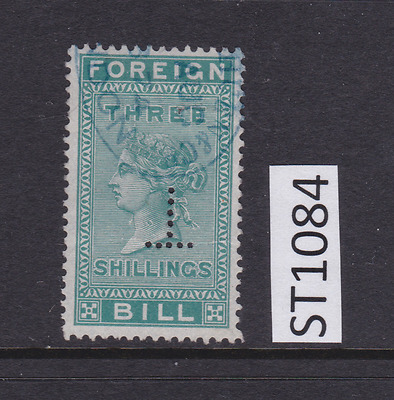 GB Revenue Fiscal Stamp - ST1084
