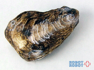 Nature Techni Colour Nature of Japan 10 PACIFIC OYSTER  (not kaiyodo) KITAN