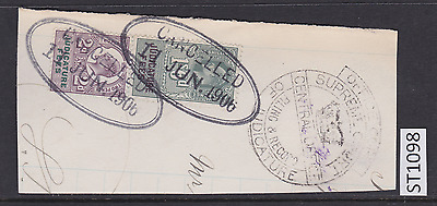 GB Revenue Fiscal Stamp - ST1098