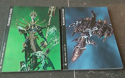 Games Workshop Warhammer Visions Magazines monthly vols 8 and 9. Sep and oct 14