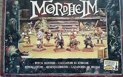 Mordeim Witch Hunters Boxed