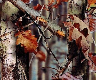 Hydrographic Film Water Transfer Hydrodipping Film Hydro Dip Late Fall Camo