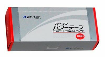 Phiten Titanium Power Tape Patches 1000pcs Made in JAPAN