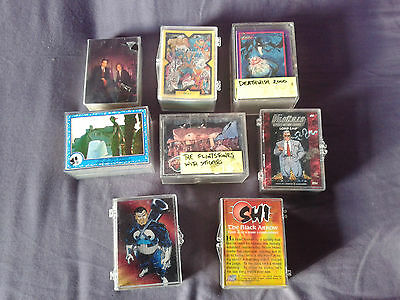 Collection of Trading Card Set`s