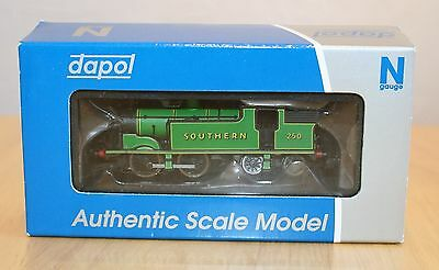 Dapol 2S-016-001 - Southern Railway M7 0-4-4 Malachite Green No. 250 N Gauge