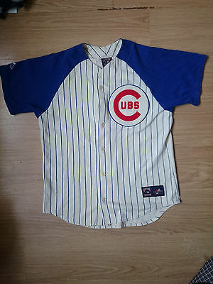 Rare, Authentic Chicago Cubs Jersey, Size Large