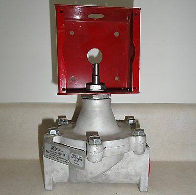 """Pyro-Chem GV-125 Gas Valve - Mechanical, Direct Cable Hookup, 1 1/4"""" Pipe"""
