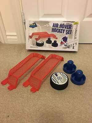 Brand New Air Hockey Table Set In Box