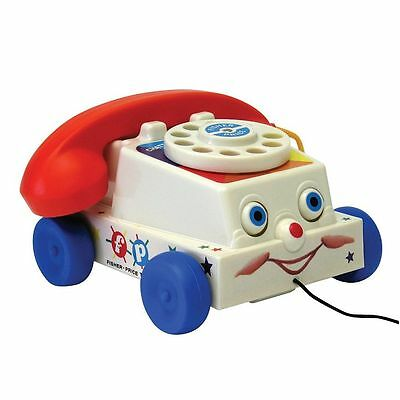 Toy Chatter Telephone Phone Kids Childrens Child Educational Learning Baby Gift