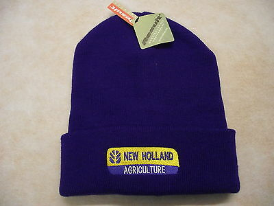 New Holland Beanie Hat Style 1