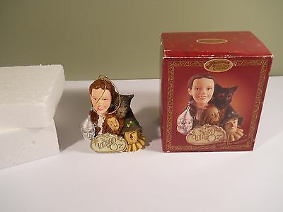 Wizard of Oz Ornament San Francisco Music Box Co. Somewhere Over the Rainbow