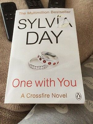 one with you sylvia day