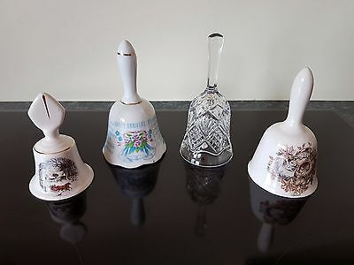 Collection 4 of China / Crystal Bells