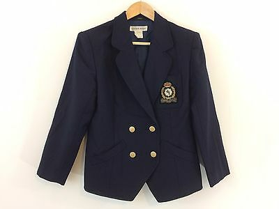 Authentic Japanese schoolgirl uniform jacket, imported from Japan, small (Q1066)