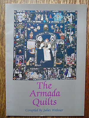 The Armada Quilts compiled by Julie Webster - Sapnish Armada 1988 - Plymouth