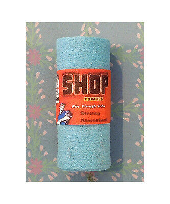 Shop Towel Roll - Miniature for Garage Diorama Model Car TL-102