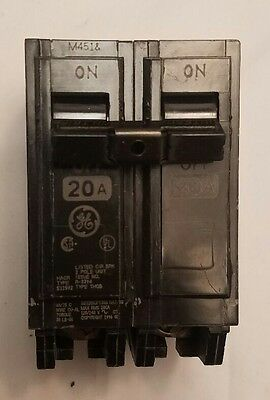 General Electric GE THQB2120 CIRCUIT BREAKER NEW