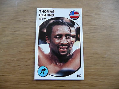 Panini Supersport Thomas Hearns