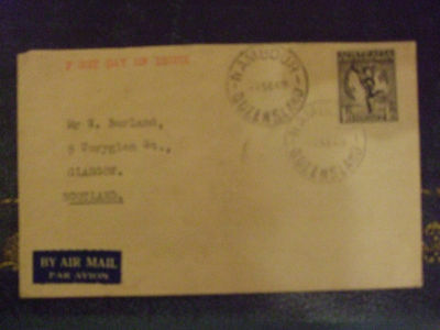 Australian Stamps First Day of Issue Envelope