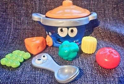 Leapfrog cook and play potsy pot