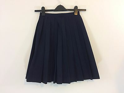 Authentic Japanese schoolgirl uniform skirt, imported from Japan, used, S(Q1067)