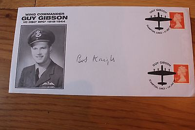 Ww2 Collection Of 7 First Day Covers Signed