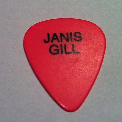 Janis Gill Sweethearts of the Rodeo 1990's Tour Guitar Pick  RARE