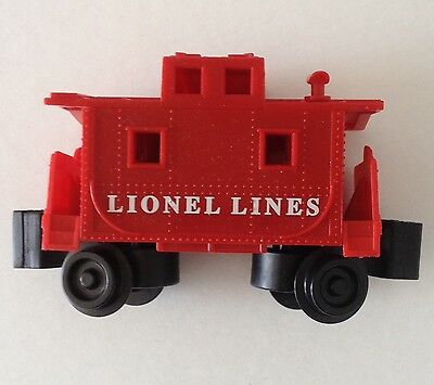 Little Lionel Replacement Caboose - Lionel Lines