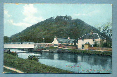 Tomnahurich From Caledonian Canal, Inverness