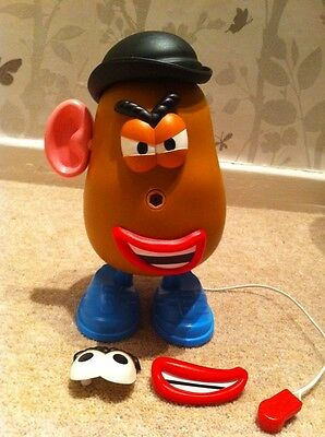 Toy Story Collection Mr Potato Head Talking And Part Popping (VERY RARE)