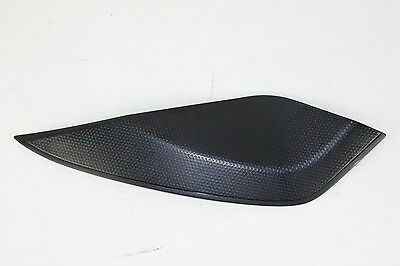 YAMAHA 2009-2016 FZ6R OEM RIGHT FUEL GAS TANK SIDE COVER PANEL 20s-24108-01